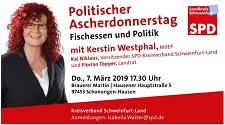 Politischer Ascherdonnerstag