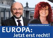 EUROPA: jetzt erst recht!